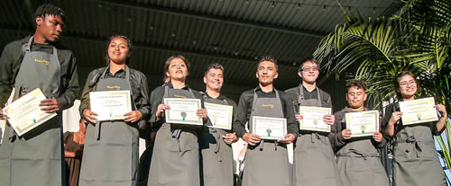 Plant to Plate Grads