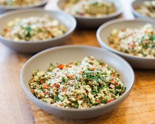 Organic Tabbouleh