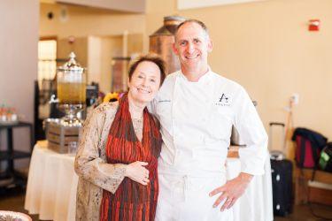 Chez Panisse Owner Alice Waters & Chef Arnon Oren